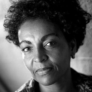 Photograph of Adjoa Andoh