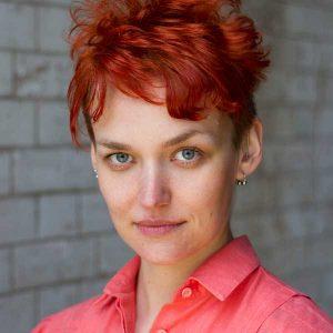 Antonina Szulc's headshot