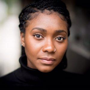Clarisse Zamba's headshot