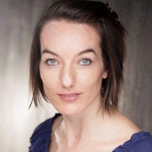 Rebecca Parr's headshot