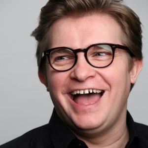 Photograph of Jonathan Broadbent