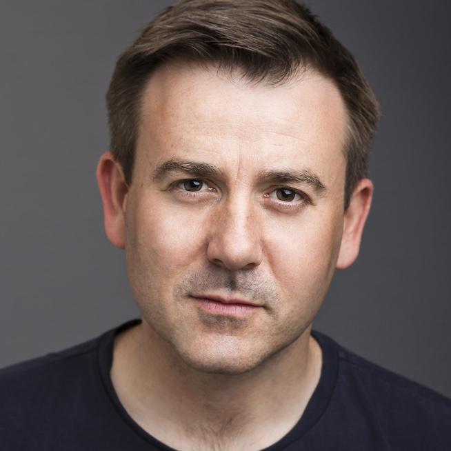 Graeme Hawley - Actor/Director